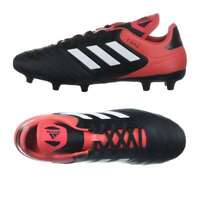 Adidas Men's COPA 18.3 TPU Firm Ground Soccer Cleats Leather Lace Up Shoes