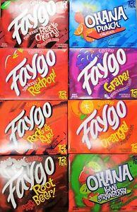 Faygo Soda 12oz 355ml 12 Cans American-Naturally & Artificial  Flavor-Multiple