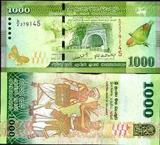 SRI LANKA 1000 1,000 RUPEES 2010 (2011) P 127 UNC