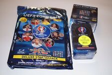 Panini Adrenalyn Euro 2016 France Deluxe Starterpack + Display 50 booster + Tin