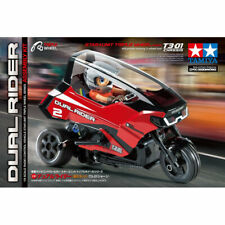 TAMIYA RC RC Trike - Dual Rider (T3-01) 57407 1:8 Assembly Kit