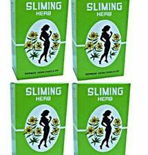 Minceur naturelle Régime SLIMING HERB TEA. 200 sachets de thé tisane