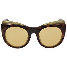 e3260df8503 Free shipping. Gucci Havana Brown Cat Eye Sunglasses