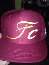 Adidas NBA FINALS SNAPBACK HAT CLEVELAND CAVALIERS -IN HAND -Wine And Gold
