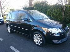 2007 Volkswagen Touran 2.0 tdi sport dpf 170 bhp rare car REDUCED READ ADVERT