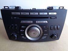 Mazda 3 Radio Stereo CD Player 6 Disc Changer BDA466AH0A