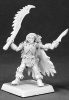 THE SCRIBBLER barbarian - PATHFINDER REAPER miniature figurine rpg barbare 60026