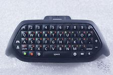 Genuine Microsoft - Xbox One Chatpad (5F7-00001) - Black