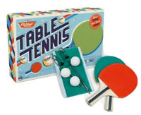 Emerson Portable Table Tennis Set Includes 2 Paddles 3 Balls Net and Posts for sale online