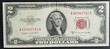 $2 USA United States Note 1953 B