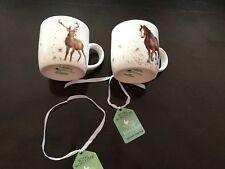 NEU! Von HARRODS:ROYAL WORCESTER Wrendale Designs BECHER/MUG mit Pferd