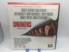 """""""Sneakers"""" Extended Play Laserdisc LD - Robert Redford & Dan Aykroyd"""