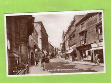 Vicar Street Kidderminster RP pc unused 1939 Valentines Ref E756