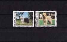 MONACO  exposition canine  chien    1982   num: 1329/30   **