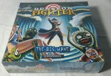 DUNGEON FIGHTER THE BIG WAVE EXPANSION BOARD GAME BRAND NEW & SEALED