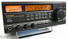 Yaesu FRG-100B Receiver Shortwave AM SSB CW Radio w/ Documents ***LATER SERIAL**