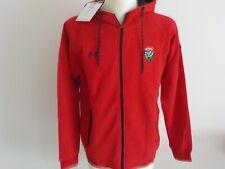 Sweatshirt zippé du RC Toulon Rugby Neuf Taille M-L-XL-XXL Veste France maillot