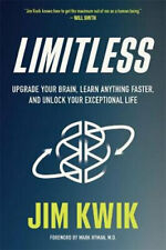 NEW Limitless By Jim Kwik Paperback Free Shipping