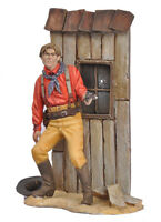 BLACK HAWK FW307 BILLY CLANTON OK CORRAL 1/32 Painted Metal Figure MIB FREE SHIP