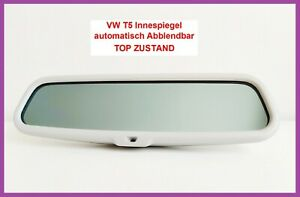 VW T5 Innenspiegel Rückspiegel Spiegel grau sehr Selten - TOP ZUSTAND