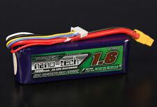 RC Turnigy nano-tech 1600mah 4S 25~50C Lipo Pack