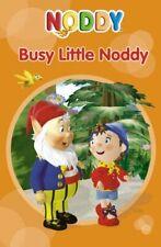 Busy Little Noddy By Enid Blyton