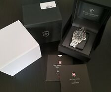 Victorinox Swiss Army Maverick II GMT dual time 24701 mens watch