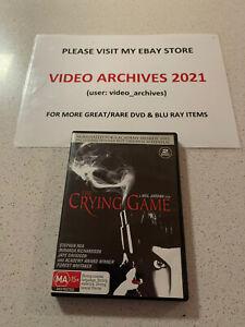 The Crying Game (2x DVD) Region 4  Stephen Rea, Jaye Davidson - Free Postage