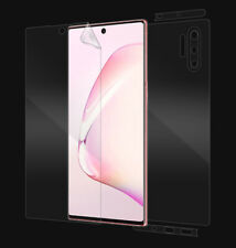 Samsung Galaxy Note 10 Plus FULL BODY SHIELD Invisible Screen Protector