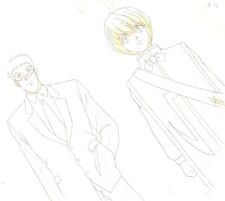 Anime Genga not Cel Hunter X Hunter #158