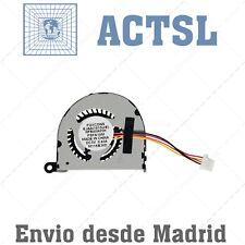 Ventilador para ASUS Asus Eee Pc Eee Pc 1015 1015pe 4pin para Intel DC5V