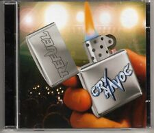 CRY HAVOC: REFUEL / LIVE AT THE CATHOUSE 2 CD SET HARD ROCK OUT OF PRINT
