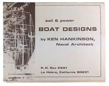 Sail & Power Boat Designs Ken Hankinson