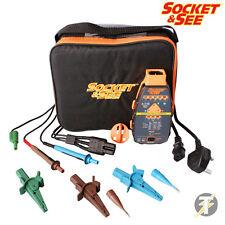 Socket & See PDL234Plus Parte P Bucle/Voltaje/Correct Cableado/