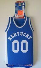 """Kentucky Wildcats 6 1/4"""" Bottle Jersey Basketball Kolder Foldable NCAA SEC"""