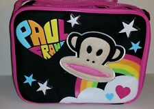 Licensed Paul Frank Insulated Lunch Bag