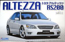Fujimi 039558 1998 Toyota Altezza RS 200 Lexus IS 200 JDM 1:24