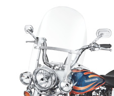 Genuine Harley-Davidson Detachable King-Size Windshield for Aux Lamps 57091-06A