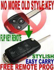 ALin1 FLIP KEY REMOTE FOR 2003-2007 ACCORD CHIP TRANSPONDER KEYLESS ENTRY FOB VW
