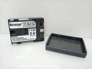 1 x  NB-2L 2LH Li-ion 1700mAh Battery for Canon EOS 350D 400D S30 40 S5 50 55