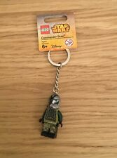 LEGO COMMANDER GREE STAR WARS KEY RING