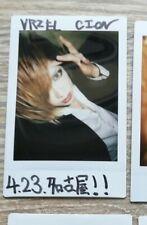 Vrzel cion Cheki チェキ jrock visual kei Polaroid Japan