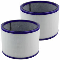 2 Pack Filter Replacement Part for Dyson Pure Cool Link Desk Air Purifiers