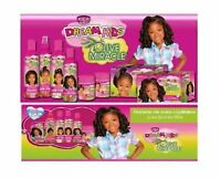 African Pride Dream Kids Moisturizing Detangling Afro Hair Care Styling Products