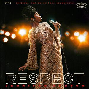 Respect Colonna Sonora Aretha Franklin  Hudson Jennifer CD Nuovo Sigillato