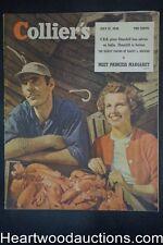 Collier's Jul 17, 1948 Fiction: Ernest Haycox, William Chadwick, Samuel W. Taylo