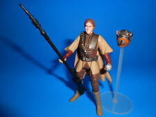 Star Wars 1996 Shadows Of The Empire Princess Leia (Boushh Disguise) ~ Staff