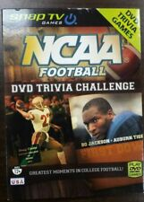 Snap TV Games : NCAA Football DVD Trivia Game ( DVD, 2005 )