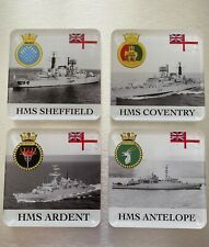 More details for falklands royal navy lost ships coasters x4