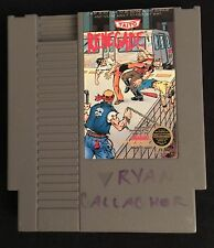Renegade (Nintendo, 1988) NES GAME ! Free shipping ! Classic cartridge ! Nice !